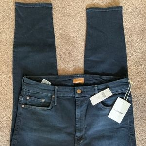 Anthropologie Mother Petite jeans size 32